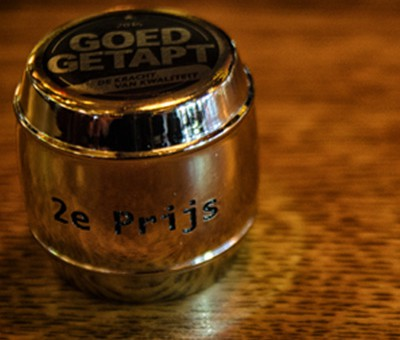 Café de Klikspaan wint Zilveren Tapknop