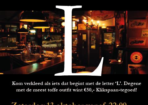 Party met de letter L