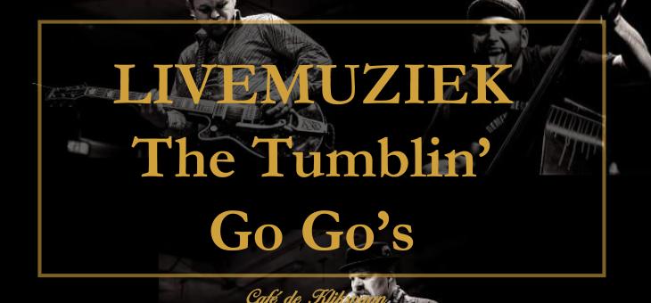 Tumblin' Go Go's live in de Klikspaan